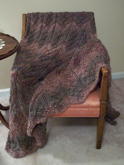 Ravelry: Ladybug Afghan and Pillow PA273 pattern by Maggie Weldon