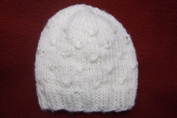 Wrapped Stitches Baby Hat - Baby Clothing Knitted My ...