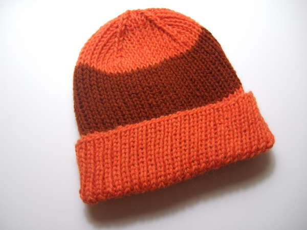 Basic Ribbed Hat - Clothing Knitted My Patterns - - Mamas ...
