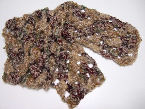 ... Scarf - Clothing Crocheted My Patterns - - Mamas Stitchery Projects