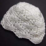 Tilting Block Baby Hat