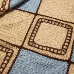 Train Tracks Baby Blanket
