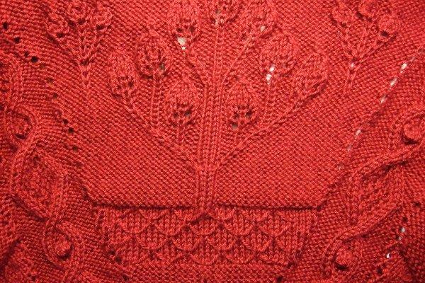 Christmas Tree Skirt Knitting Pattern : Christmas tree skirt uncategorized mama s stitchery
