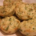 Paleo Savory Zucchini Egg Muffins